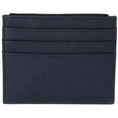 Armani  Jeans  ARMANI JEANS  PORTA CARTE  BLU  women's Purse wallet in multicolour