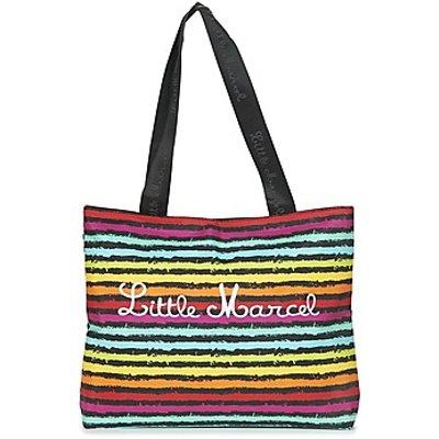 Little Marcel  MIRAGE  women's Shopper bag in Multicolour