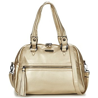 Little Marcel  BECKY  women's Shoulder Bag in gold