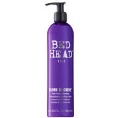 TIGI Bed Head Dumb Blonde Violet Toning Shampoo (400ml)