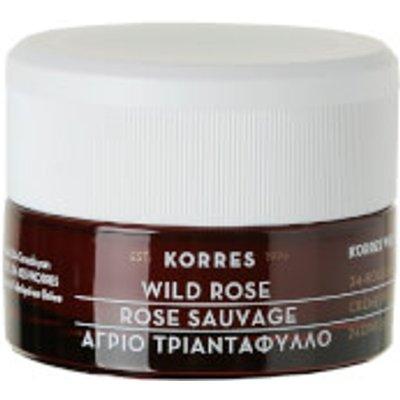 KORRES Wild Rose 24-Hour Moisturiser For Normal & Dry Skin (40ml)
