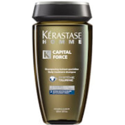 3474636429363 | K  rastase Homme Captial Force Anti Dandruff Shampoo  250ml