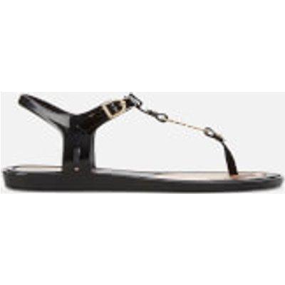 Vivienne Westwood for Melissa Women's Solar Sandals - Black Orb - UK 5 - Black