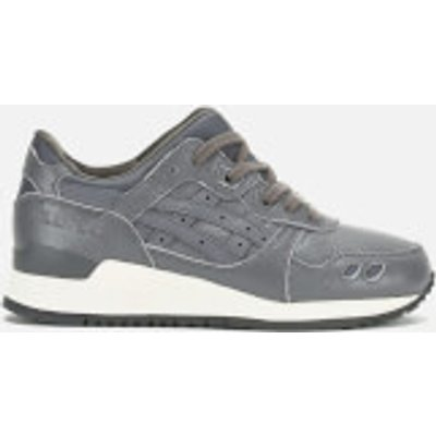Asics Gel-Lyte III Trainers - Grey/Grey - UK 10 - Grey