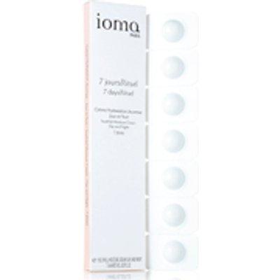 IOMA Tabs Youthful Moisture Cream 7x1ml (DO NOT USE BEAUTY BOX)