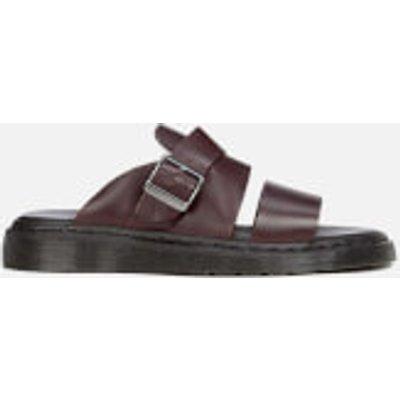 Dr. Martens Brelade Slide Sandals - Charro Brando - UK 12 - Brown
