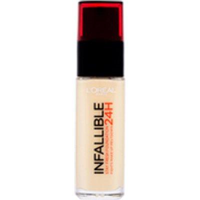 L'Oréal Paris Infallible 24HR Foundation (Various Shades) - Golden Sand