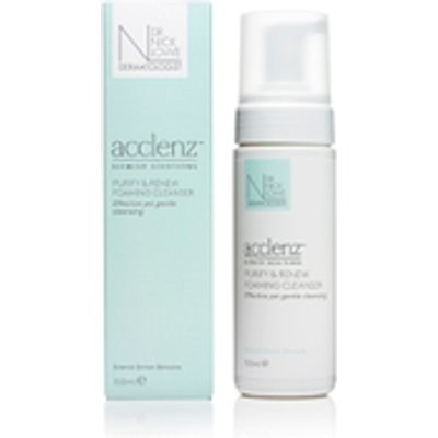 Dr. Nick Lowe acclenz Purify and Renew Foaming Cleanser 150ml
