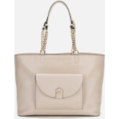 Karl Lagerfeld Women's K/Chain Shopper Bag - Cream