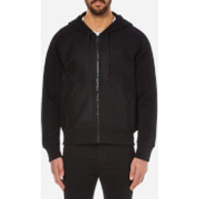 AMI Men's Sweat Capuche Oversized Sweatshirt - Black