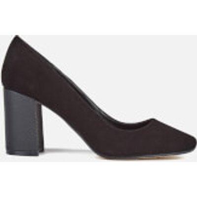 Dune Women's Acapela Suede Court Shoes - Black - UK 7 - Black