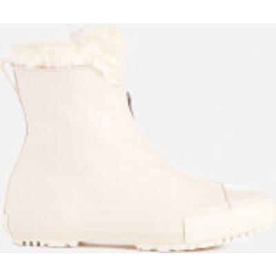 Converse Women's Chuck Taylor All Star Hi Rise Shroud Boots - Cream - UK 6 - Cream