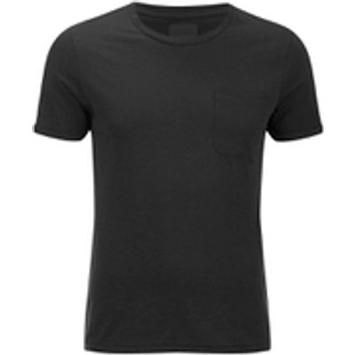 Produkt Men's Slub Crew Neck T-Shirt - Black - XL - Black