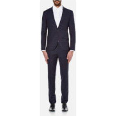 HUGO Men's Astor/Hends Wool Suit - Navy