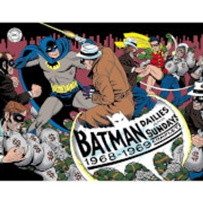 Batman: Silver Age Newspaper Comics - Volume 2 Graphic Novel