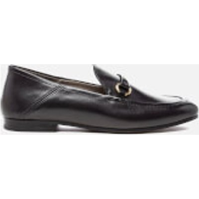 Hudson London Women's Arianna Leather Loafers - Black