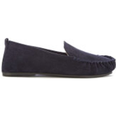 Dunlop Men's Adrien Moccasin Slippers - Navy - UK 8 - Navy