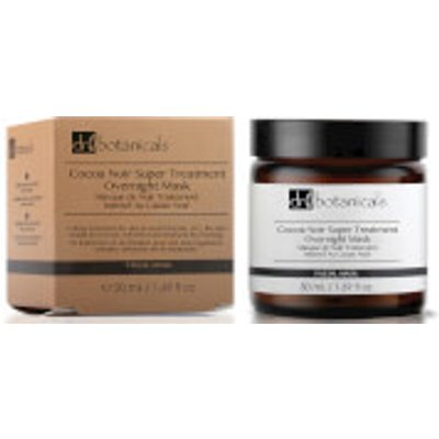 Dr Botanicals Coco Noir Super Treatment Overnight Mask 50ml