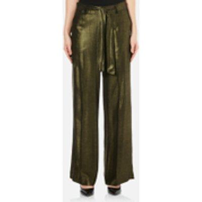 Gestuz Women's Ena Pants - Gold