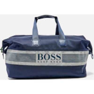 BOSS Green Men's Pixel J Holdall Bag - Navy