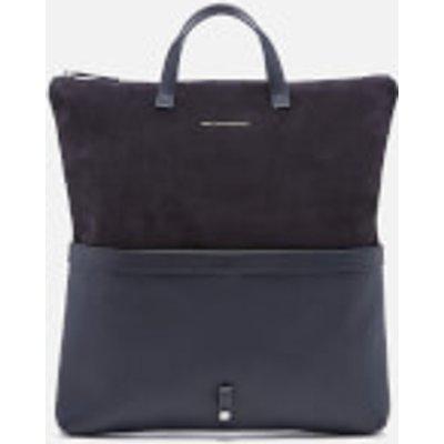 WANT Les Essentiels de la Vie Men's Peretola Foldable Tote Bag - Navy
