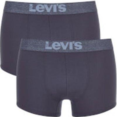 Levi's Men's 200SF 2-Pack Trunks - Light Denim - L - Blue