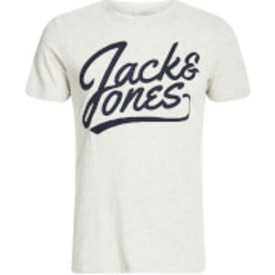 Jack & Jones Men's Originals Anything Graphic T-Shirt - White - XL - White