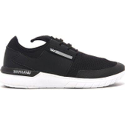 Supra Men's Flow Run Trainers - Black/White - UK 9 - Green