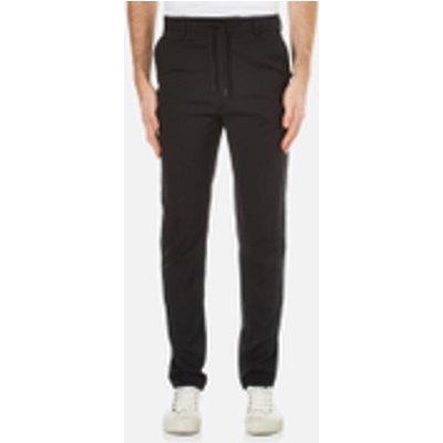 KENZO Men's Tech Wool Drawstring Trousers - Black - XXL - Black