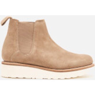 Grenson Women's Lydia Suede Chelsea Boots - Cloud