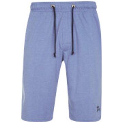 Tokyo Laundry Men's Greenbury Lounge Shorts - Cornflower Blue Marl - XL - Blue