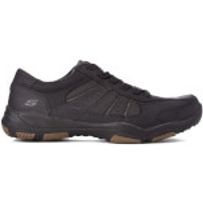 Skechers Men's Larson Nerick Trainers - Black - UK 10 - Black