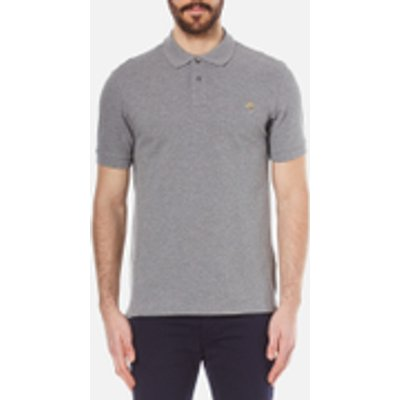 PS by Paul Smith Men's Regular Fit Zebra Polo Shirt - Grey