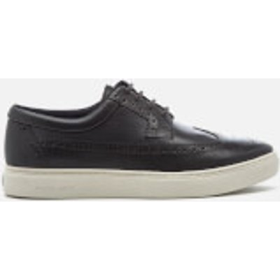 PS by Paul Smith Men's Rupert Perforated Toe Trainers - Dark Navy Milano Crust