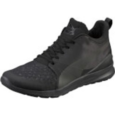 Puma Men's Duplex Evo Rise Trainers - Black - UK 10 - Black
