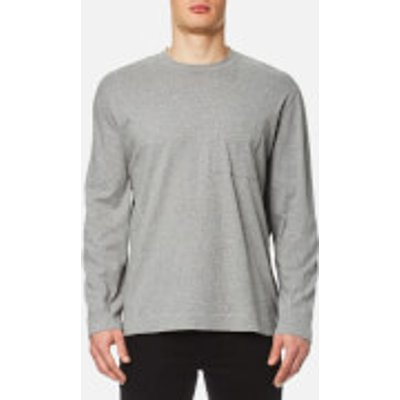 Our Legacy Men's Box Long Sleeve Jersey - Grey Melange