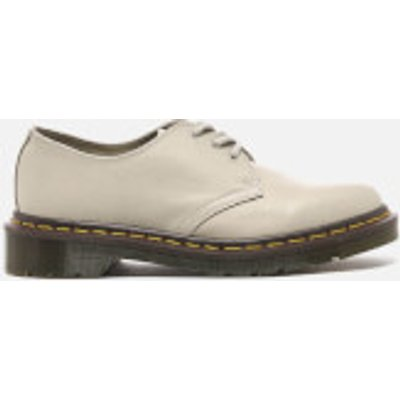 Dr. Martens Women's 1461 Virginia 3-Eye Shoes - Ivory