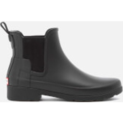 Hunter Women's Original Refined Chelsea Boots - Black - UK 4 - Black