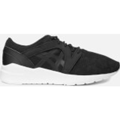 Asics Women's Gel-Lyte Komachi Mesh Trainers - Black/Black - UK 5 - Black
