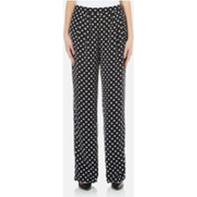 MICHAEL MICHAEL KORS Women's Medium Dot Pants - Black