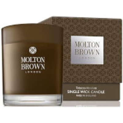 008080079565 | Molton Brown Tobacco Absolute Single Wick Candle 180g Store
