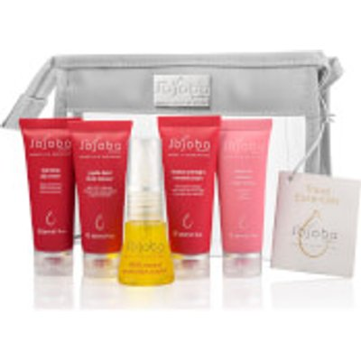 The Jojoba Company Travel Essentials Gift Set