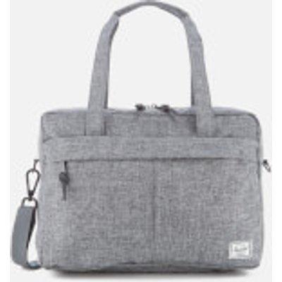 Herschel Supply Co. Gibson Document Holder Bag - Raven Crosshatch