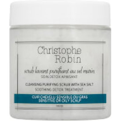 Christophe Robin Cleansing Purifying Scrub with Sea Salt 75ml