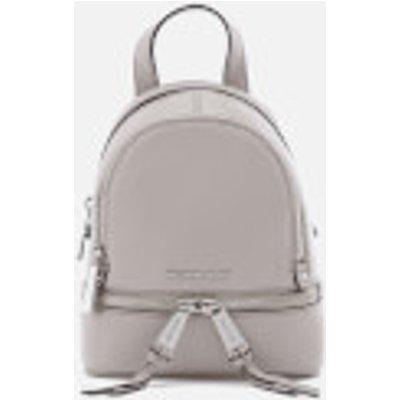 MICHAEL MICHAEL KORS Women's Rhea Zip Extra Small Backpack - Cement