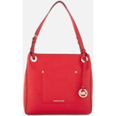 MICHAEL MICHAEL KORS Women's Walsh Medium Tote Bag - Bright Red