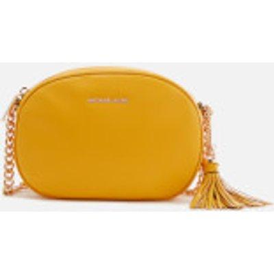 MICHAEL MICHAEL KORS Women's Ginny Medium Messenger Bag - Sunflower