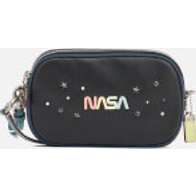 Coach 1941 Women's Space Embellishment Cross Body Bag - Black