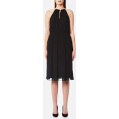 MICHAEL MICHAEL KORS Women's Hayden Chain Neck Dress - Black