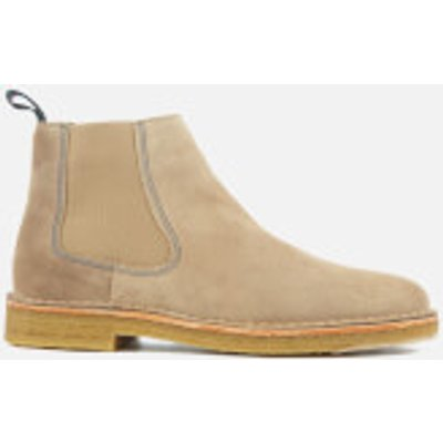 PS by Paul Smith Men's Dart Suede Chelsea Boots - Taupe